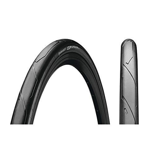 Continental Unisex's Grand Prix Urban Bike Parts, Black, 28' | 700 x 35C