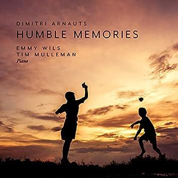 Humble Memories (Live)