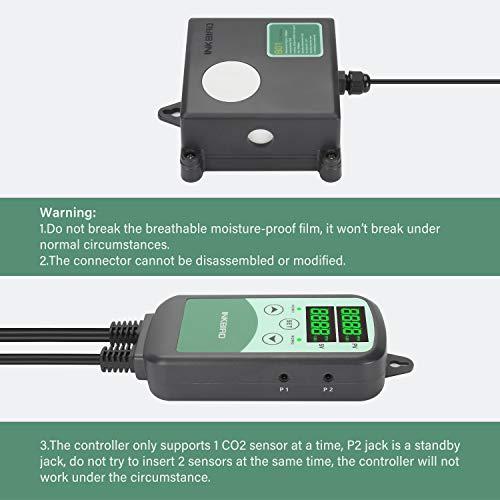 Inkbird ICC-500T CO2 Controller
