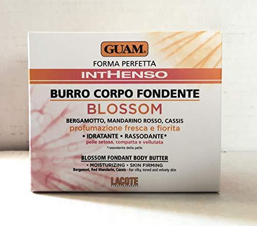 GUAM - INTHENSO BURRO CORPO FONDENTE BLOSSOM 200ml