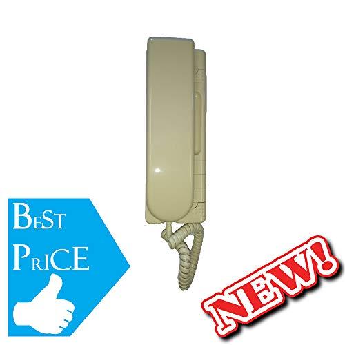 Urmet - Interfono unificado marfil con botón servicio 1130/