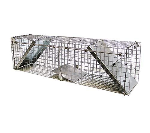 FINCA CASAREJO Jaula Trampa Eco. Jaula Trampa para Hurones, Ratas, martas y Otras alimañas (RU) Captura de Animales Vivos