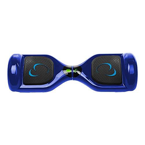 Smartgyro X1s Hoverboard Elettrico, Unisex Adulto, Blu, Taglia Unica