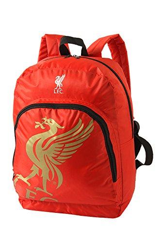 Liverpool Kids Foil Print Backpack-Multi-Colour, 41cm