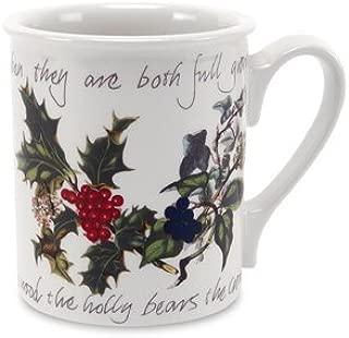 Portmeirion Holly & Ivy Breakfast Mug (64056) by Portmeirion