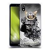 Head Case Designs sous Licence Officielle for Honor Samouraï Art Clé Coque en Gel Doux Compatible...