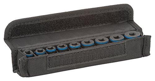 """Bosch Professional 9tlg. Steckschlüsseleinsätze-Set mit 1/4""""-Innenvierkantaufnahme für Sechskantschraubenn (Länge: 25 mm)"""