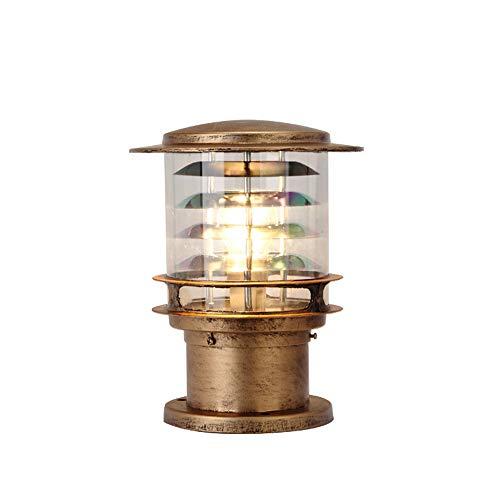 Lumières de jardin imperméables lumières de jardin/lumières extérieures de paysage/lumières de passerelle/lumières de poteau de mur de balcon de villa (Size : B-30CM)