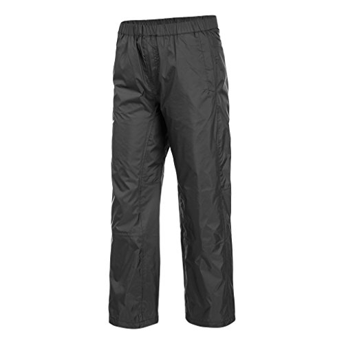Salewa PUEZ 2 RTC K PNT Regenhosen, Black Out, 116