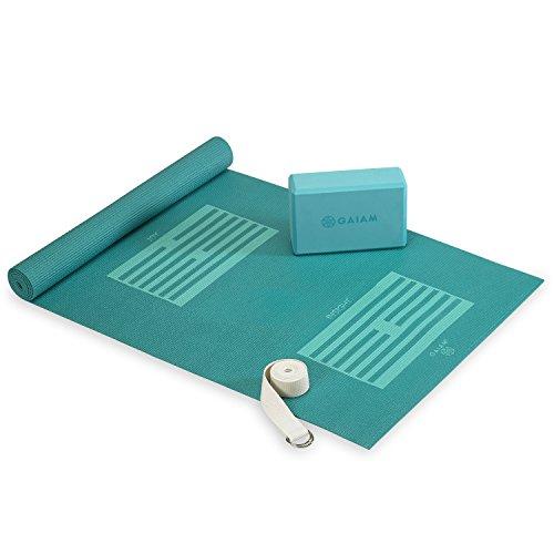 gaiam Yoga Kit de le - Esterilla de...