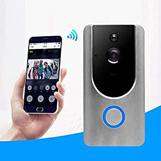Doorbells Home VS-M3 HD 720P Security Camera Smart WiFi Video Intercom, Support TF Card & Night Vision & PIR Detection APP for iOS and Android