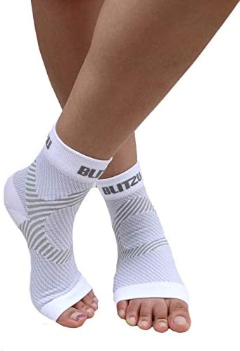 Plantar Fasciitis Socks with Arch Support Foot Care Compression Sleeve Eases Swelling Heel Spurs product image