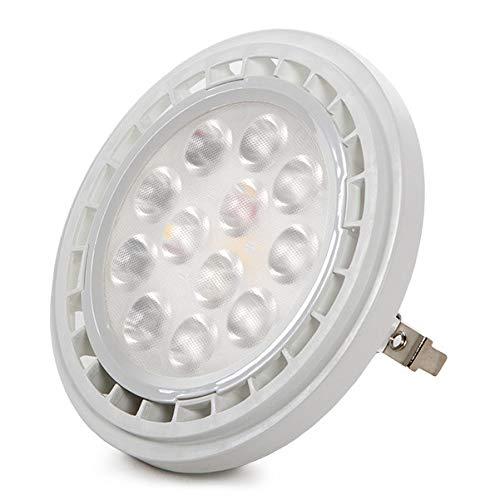 Greenice | Ampoule À LED AR111 G53 SMD2835 9W 900Lm 30.000H | Blanc Neutre