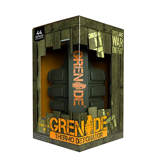 Grenade Thermo Detonator Weight Management Capsules - Pack of 44 Capsules