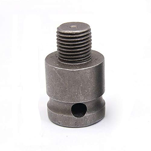 SENRISE SDS - Adaptador de portabrocas para taladro (13 mm, llave)