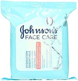 Johnson Wipes Hydration Essentials Cleansing Fresh 25 Pcs 56418-2837.
