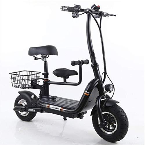 Bicicleta eléctrica de nieve, Bicicleta eléctrica Scooter eléctrico 48V 250W 8Ah Ciudad de bicicleta eléctrica urbana Cercanías Capacidad de carga 120 Kg Batería de litio Playa Cruiser para adultos