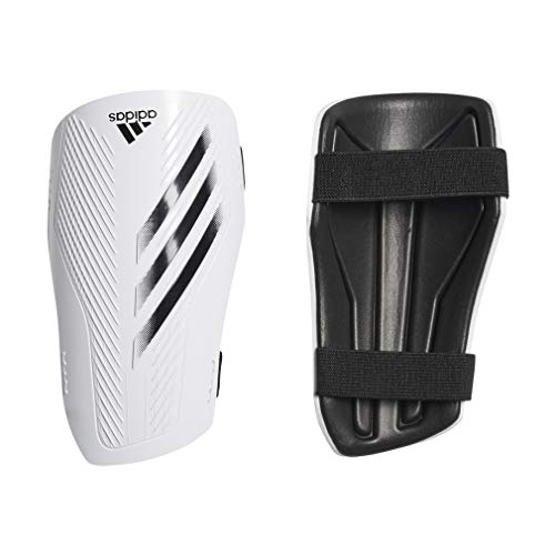 adidas Unisex_Adult X 20 Training Shin Guards, White/Black/Black, L