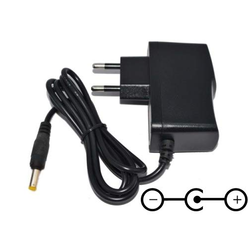 TOP CHARGEUR * Netzteil Netzadapter Ladekabel Ladegerät 4.5V für Tragbares Radio Sony ICF-404L / CD-Player Sony Walkman D-EJ011