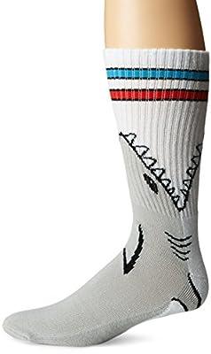 Cool Socks Men's Shark Attack (Knit)