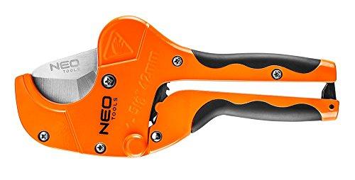 Neo Tools 02-020 - Corta tubos PCV (42 mm)