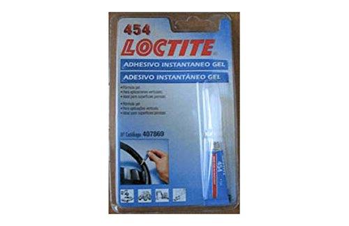 LOCTITE - Adhesivo Loctite 454 Blister 3 G Gel