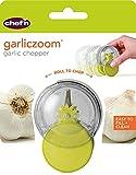 Best Garlic Choppers - Chef'n Garliczoom Garlic Chopper, One Size, Green Review