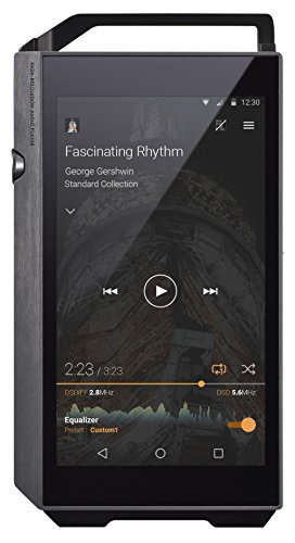 Pioneer Hi-Res Digital Audio Player, Black XDP-100R(K)