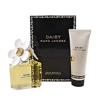 Marc Jacobs Daisy 2-Piece Fragrance Set  Eau de Toilette Spray 3.4 Ounce and Luminous Body Lotion 2.5 Ounce