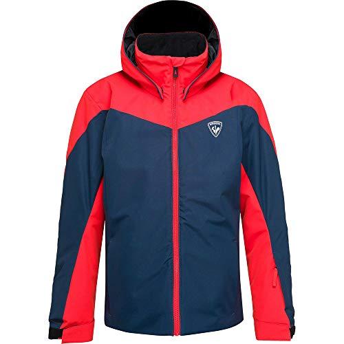 Rossignol Boy Fonction Jacket Skijacke Kinder M Scharlachrot