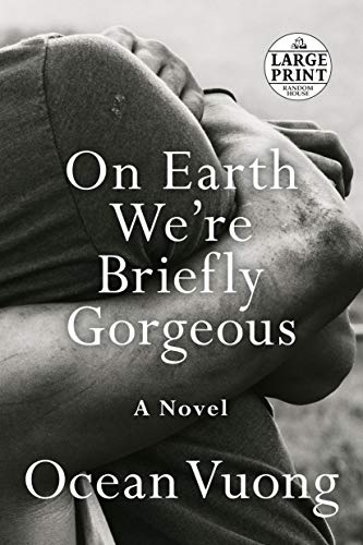 Cover of On Earth We're Briefly Gorgeous: A Novel (Random House Large Print)