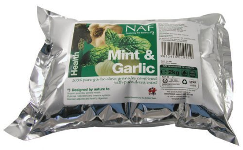 NAF menta y ajo - 2 kg - - un tónico natural...