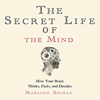 The Secret Life of the Mind cover art