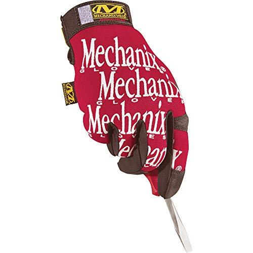 メカニクス(MECHANIX) オリジナルグローブ レッド(RED) Mサイズ MG-02-009