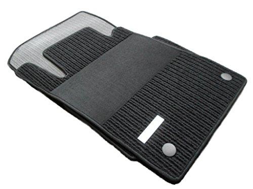 Original Thomatex Rips Fußmatten schwarz