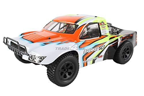 RC Auto kaufen Short Course Truck Bild: 1:10 HSP Breaker SCT RTR Orange*