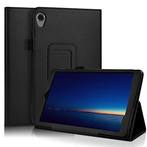 KATUMO Hülle für Lenovo Tab M8 FHD/Tab M8 HD Schutzhülle für TB-8705F/TB-8705N/TB-8505F/TB-8505X Hülle mit Stifthalter Lenovo Smart Tab M8 8 Zoll Folio Cover