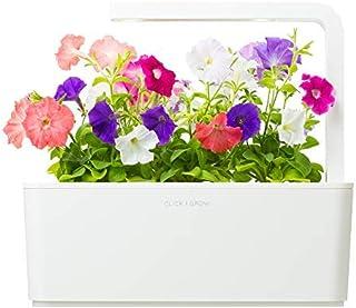 Grow Smart Greens Click & Grow Smart Garden 3 with Petunia 3-Pack