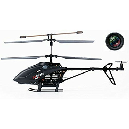 SkyCo RC Helicopter M6 with Video & Photo Camera Drone,2.4ghz 6-axis Gyro Rc Helicopters Drones