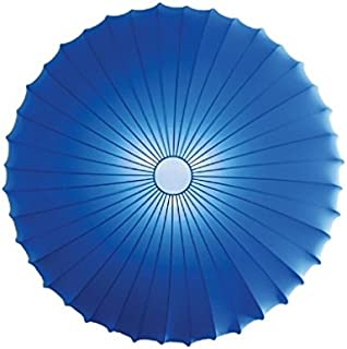 Muse ceiling lamp - UP40 (small) - light blue, 220 - 240V (for use in Australia, Europe, Hong Kong etc.)