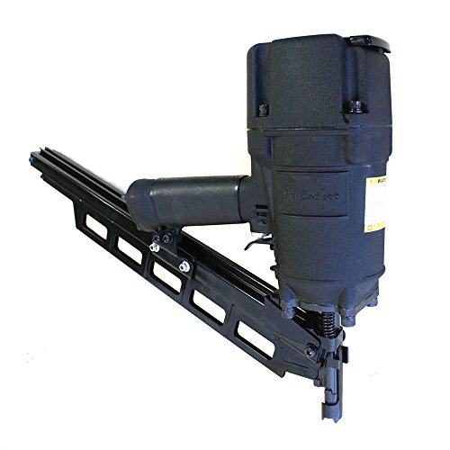"""AIR LOCKER AL83 Full Round Head Framing Nailer 3-1/4"""" (Compatible with Hitachi NR83A) w/out depth adjustment"""