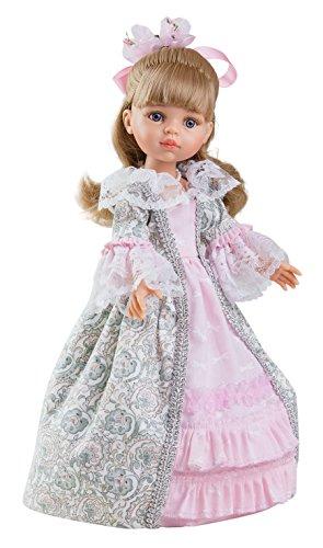 Paola Reina (PAOLJ) 04550 Paola Reina Carla Epoca Puppe, 32 cm, Mehrfarbig