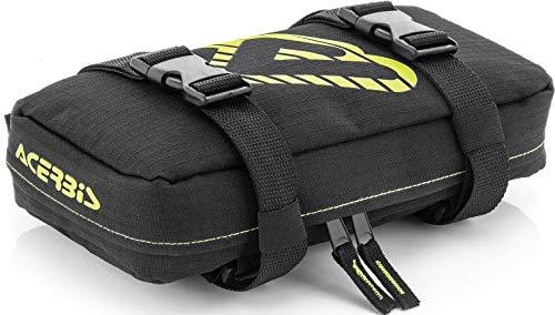 Acerbis Werkzeughalter für Kotflügel vorne schwarz/gelb