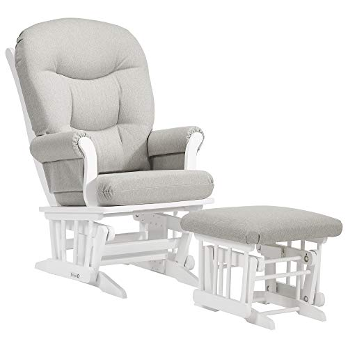 Dutailier SLEIGH 0337 Glider chair with Ottoman included