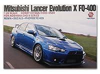 1/24 三菱 ランサー エボリューション X FQ-400 ディティールアップキット Hobby Design HD03-0524