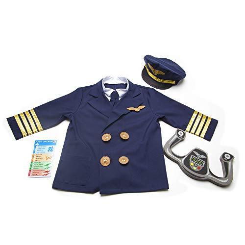 Melissa & Doug - 18500 - Costume De Pilote