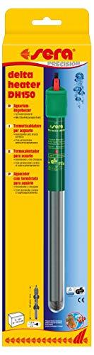 Sera Delta Heater - Termocalentador Resistente a los Golpes, con diseño Especialmente Delgado y con protección contra el sobrecalentamiento