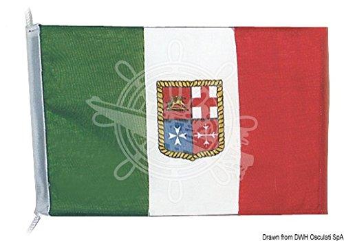 OSCULATI Bandiera Poliestere Italia 30 x 45 cm