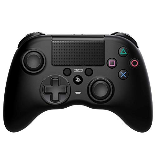 Hori Controller Wireless Asimmetrico Onyx+ (PS4/PC) - Ufficiale Sony - PlayStation 4