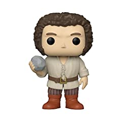"""From Princess Bride, 6"""" Fezzik Vinyl Figure, Fall Convention Exclusive, as a stylized Pop! Stylized collectable stands 3 ¾ inches tall, perfect for any Princess Bride fan! Collect and display all Princess Bride POP! Vinyls! Get this Fall Convention E..."""